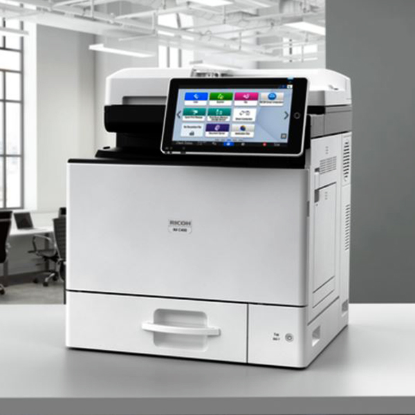 Color Multifunctional Printers Ricoh IM C300F