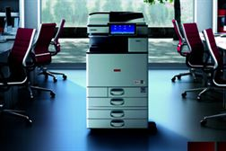 Multifunctionele printer in leasing Ricoh MP C2004ex