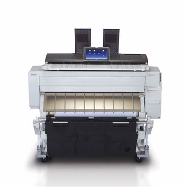 The Ricoh Wide formats printers